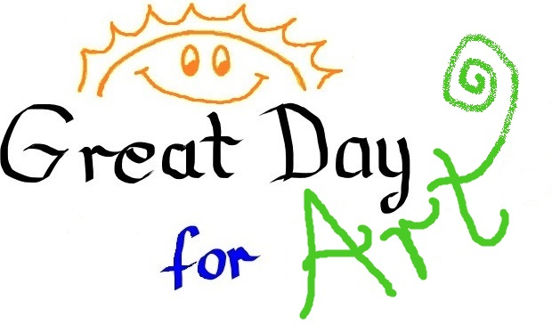 Great Day for Art-Logo